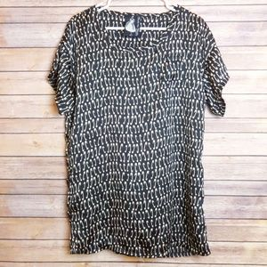 Twelve By Twelve safety pin tunic